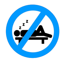 Anti-Snore Detail in Wimbledon