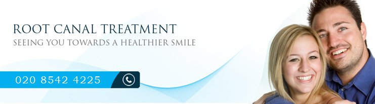 Root Canal Treatment in Wimbledon