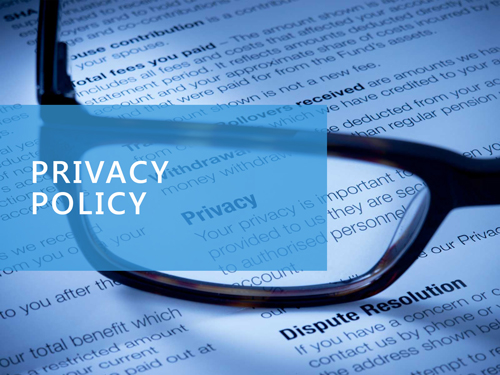 Privacy Policy - Confidental Dental Clinic